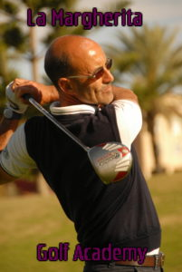 William Rosen Finish La margherita golf academy